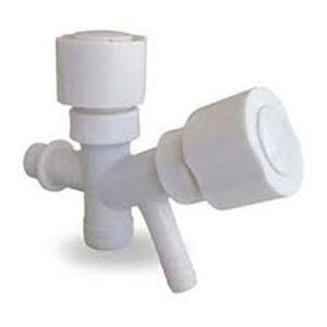 CANILLA PVC PARA LAVARROPAS